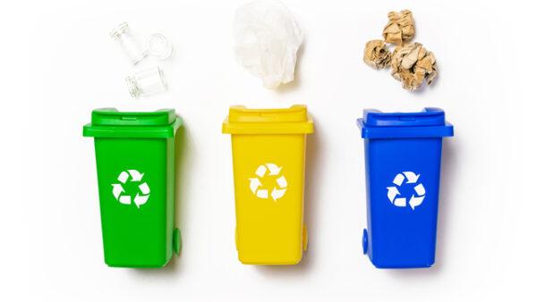 産業廃棄物から資源物への切替